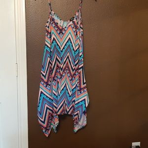 Loose fitting dress